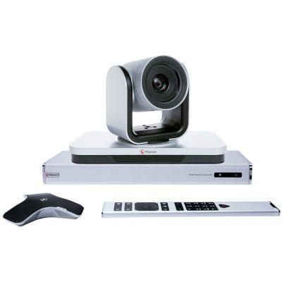 7200 64250 001 2 400x400 - دستگاه ویدئو کنفرانس Polycom Group 500-1080p