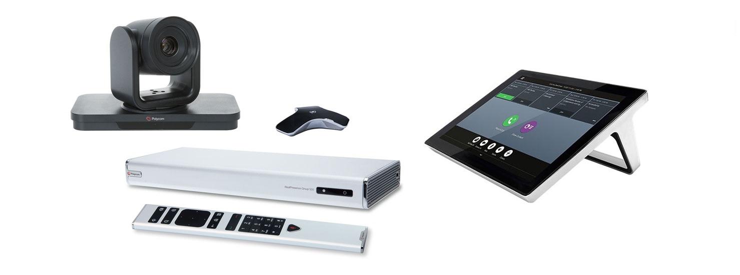 PCG G500 MP 2 - دستگاه ویدئو کنفرانس Polycom Group 500-1080p