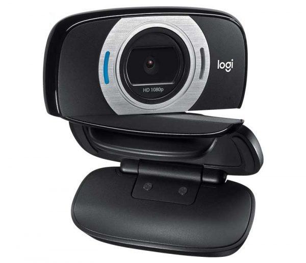 c615 portable hd webcam refresh2 600x515 - وب کم لاجیتک Logitech C615
