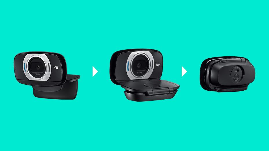 c615 portable hd webcam refresh4 - وب کم لاجیتک Logitech C615