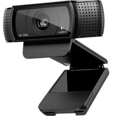 hd webcam pro c920 gallery 400x400 - وب کم لاجیتک Logitech C920 HD Pro