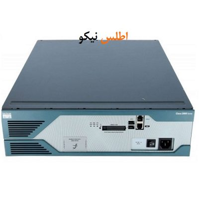 Cisco Router 2851 91 400x400 - روتر شبکه سیسکو Cisco 2851