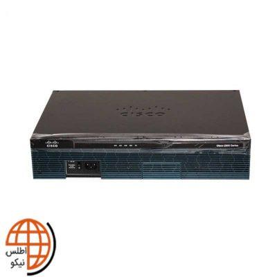 روتر شبکه سیسکو C2911-WAASX-SEC/K9
