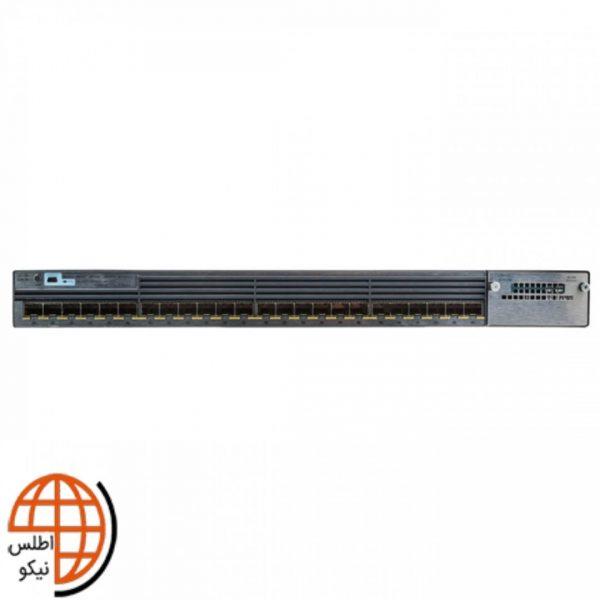 سوئیچ سیسکو WS-C3750X-24S-E