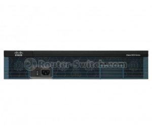 cisco2921 k9 front 300x257 - روتر شبکه سیسکو 2911-DC/K9