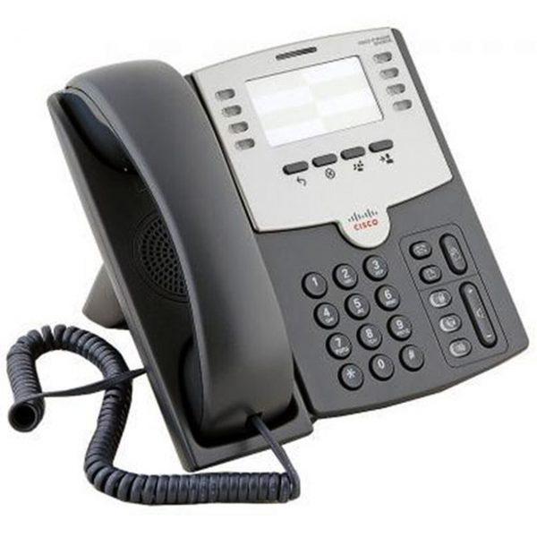 تلفن تحت شبکه سیسکو SPA501G