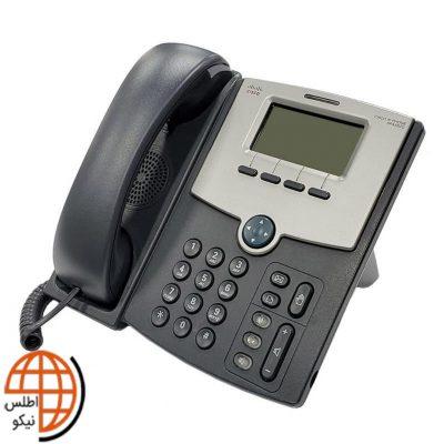 تلفن تحت شبکه سیسکو SPA502G