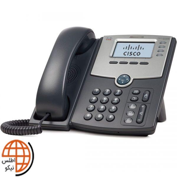 تلفن تحت شبکه سیسکو SPA504G