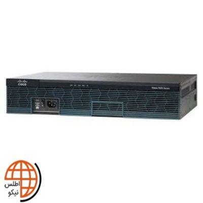 روتر شبکه سیسکو 2921-HSEC+/K9