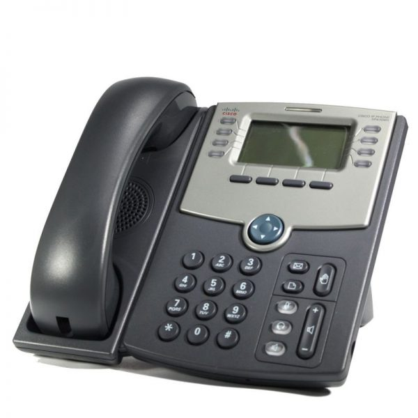 تلفن تحت شبکه سیسکو SPA508G