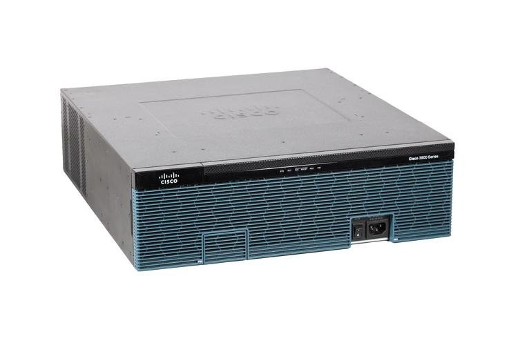 CISCO3925K9 Ra - روتر شبکه سیسکو 3925E-SEC/K9