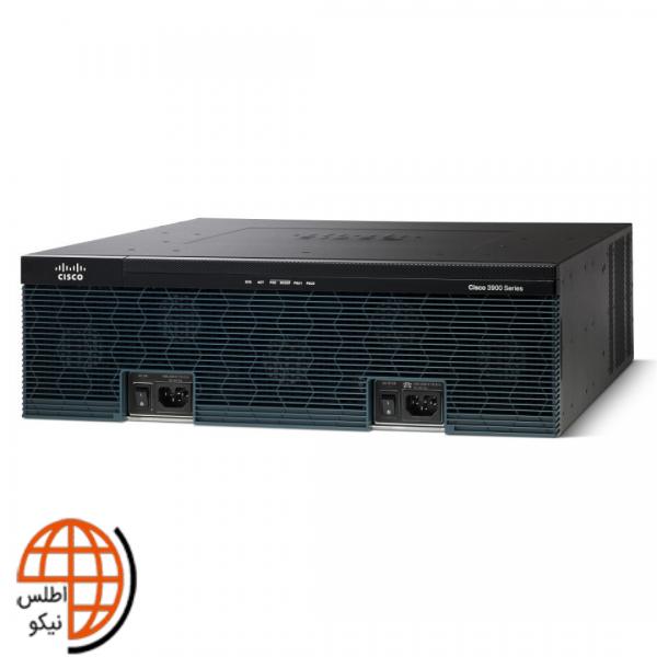 روتر شبکه سیسکو 3945/K9