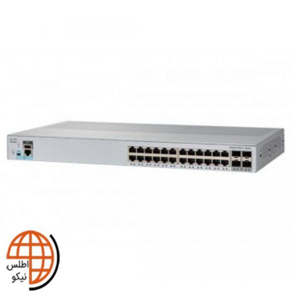 سوئیچ سیسکو Cisco WS-C2960L-24TS-LL