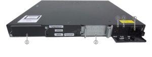 WS C2960XR 48TD I Back Panel 300x113 - سوئیچ شبکه سیسکو WS-C2960XR-48TD-L