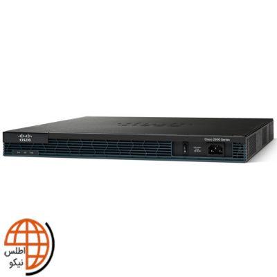 روتر شبکه سیسکو C2901-WAASX/K9