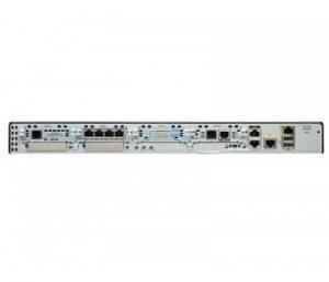 cisco2901 k9 back 300x257 - روتر شبکه سیسکو C2901-VSEC-SRE/K9